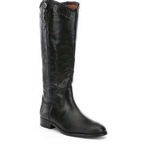 Frye Melissa 2 button tall boots